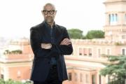 Foto/IPP/Gioia Botteghi 05/02/2018 Roma, presentazione del film FINAL PORTRAIT, nelle foto il regista sceneggiatore e attore Stanley Tucci Italy Photo Press - World Copyright