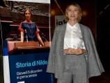 Foto/IPP/Gioia Botteghi Roma03/12/2019 Photocall del docufiction Storia di Nilde, nella foto Anna Foglietta Italy Photo Press - World Copyright