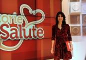Roma 15/02/2010 trasmissione STORIE DI SALUTE rai due in onda ogni martedì, presentato da Luana Ravegnini