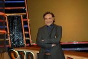 25/11/08 Roma nuovo prgramma di raidue Stracult, nella foto Fabio Caressa
