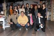 Roma, 16 aprile 2012. Rai,trasmissione di raidue STRACULT, nella foto: il cast