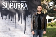 Foto/IPP/Gioia Botteghi Roma20/02/2019 Presentazione del serie tv su netflix, Suburra 2, nella foto: Jacopo Venturiero Italy Photo Press - World Copyright