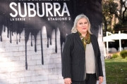 Foto/IPP/Gioia Botteghi Roma20/02/2019 Presentazione del serie tv su netflix, Suburra 2, nella foto: Paola Sotgiu Italy Photo Press - World Copyright
