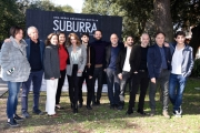 Foto/IPP/Gioia Botteghi Roma20/02/2019 Presentazione del serie tv su netflix, Suburra 2, nella foto: Cast e maestranze Italy Photo Press - World Copyright
