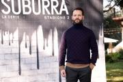 Foto/IPP/Gioia Botteghi Roma20/02/2019 Presentazione del serie tv su netflix, Suburra 2, nella foto: Alessandro Borghi Italy Photo Press - World Copyright