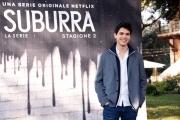 Foto/IPP/Gioia Botteghi Roma20/02/2019 Presentazione del serie tv su netflix, Suburra 2, nella foto: Eduardo Valdarnini Italy Photo Press - World Copyright