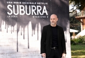 Foto/IPP/Gioia Botteghi Roma20/02/2019 Presentazione del serie tv su netflix, Suburra 2, nella foto: Filippo Nigro Italy Photo Press - World Copyright