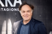 Foto/IPP/Gioia Botteghi Roma20/02/2019 Presentazione del serie tv su netflix, Suburra 2, nella foto: Francesco Acquaroli Italy Photo Press - World Copyright