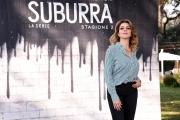 Foto/IPP/Gioia Botteghi Roma20/02/2019 Presentazione del serie tv su netflix, Suburra 2, nella foto: Claudia Gerini Italy Photo Press - World Copyright