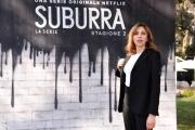 Foto/IPP/Gioia Botteghi Roma20/02/2019 Presentazione del serie tv su netflix, Suburra 2, nella foto: Barbara Chichiarelli Italy Photo Press - World Copyright