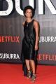Foto/IPP/Gioia Botteghi 04/10/2017 Roma, red carpet di SUBURRA la serie, nella foto:        Lorena Cesarini