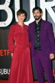 Foto/IPP/Gioia Botteghi 04/10/2017 Roma, red carpet di SUBURRA la serie, nella foto:  Claudia Pandolfi e compagno