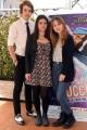 Foto/Gioia Botteghi 26/03/2018 Roma, presentazione del film Succede, nella foto: gli interpreti Margherita Morchio, Matilde Passera, Matteo Oscar Giuggioli   Italy Photo Press - World Copyright