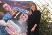 Foto/Gioia Botteghi 26/03/2018 Roma, presentazione del film Succede, nella foto:  l'autrice del romanzo, Sofia Viscardi  Italy Photo Press - World Copyright