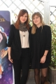 Foto/Gioia Botteghi 26/03/2018 Roma, presentazione del film Succede, nella foto: la regista  Francesca Mazzoleni con  l'autrice del romanzo, Sofia Viscardi  Italy Photo Press - World Copyright