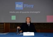 Foto/IPP/Gioia Botteghi Roma 20/12/2019 Presentazione del programma Super Quark, nella foto Piero Angela  Italy Photo Press - World Copyright
