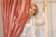 12/04/06Presentazione delllo spettacolo teatrale SWEET CHARITY che partirà da Milano il 5 maggio nelle foto  Lorella Cuccarini