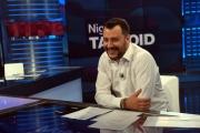 Foto/IPP/Gioia Botteghi 18/05/2017 Roma Night tabloid con Matteo Salvini