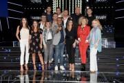 Foto/IPP/Gioia BotteghiRoma 11/09/2019 presentazione del programma di rai 1 Tale e quale show, nella foto Carlo Conti con tutti i concorrentiItaly Photo Press - World Copyright