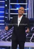 18/09/2015 Roma puntata della trasmissione di rai uno tale e quale show, nella foto: Carlo Conti