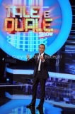 21/09/2012 Roma trasmissione rai Tali e Quali Show, nella foto Carlo Conti