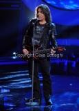 21/09/2012 Roma trasmissione rai Tali e Quali Show, nella foto Gabriele Cirilli imita Ligabue