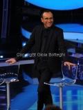 Roma 9/12/2012 serata speciale Tali e quali show coppie, nella foto: Carlo Conti