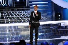 06/12/2013 Roma ultima puntata di Tali e Quali Show, nella foto Carlo Conti