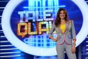 11/09/2013 Roma presentazione della trasmissione Tali e Quali, nella foto Roberta Lanfranchi