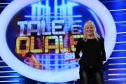 11/09/2013 Roma presentazione della trasmissione Tali e Quali, nella foto Chiara Noschese
