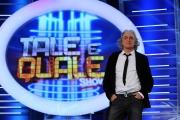 11/09/2013 Roma presentazione della trasmissione Tali e Quali, nella foto Riccardo Fogli