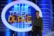 11/09/2013 Roma presentazione della trasmissione Tali e Quali, nella foto Silvia Salemi