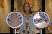 roma 4/09/08 presentazione della nuova serie tv di _tatami_ con Camila Raznovich