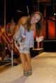 roma 4/09/08 presentazione della nuova serie tv di _tatami_ con Camila Raznovich con l'opinionista michele dalai