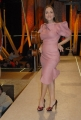 Roma 15/1/09 registrazione della nuova serie del programma TATAMI, nella foto Camila Raznivich, al 4 mese di gravidanza