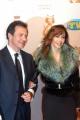 Gioia Botteghi/OMEGA 22/01/06Passerella dei TELEGATTI: Folliero