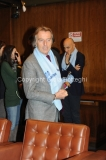 14/12/2010 Roma Conferenza stampa di presentazione in rai per il Telethon, nella foto Luca di Montezemolo, Presidente Telethon,