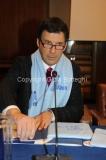 14/12/2010 Roma Conferenza stampa di presentazione in rai per il Telethon, nella foto Fabrizio Frizzi