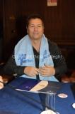 14/12/2010 Roma Conferenza stampa di presentazione in rai per il Telethon, nella foto Paolo Belli