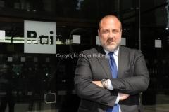 28/3/2012 Roma presentazione di TG 2 INSIEME, nella foto: Marcello Masi