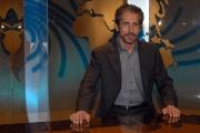 16/10/08 presentazione della nuova scenografia del tg3, nella foto Sergio Criscuolo
