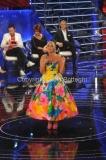 17/09/2011 Roma, prima puntata del programma TI LASCIO UNA CANZONE, nella foto Antonella Clerici