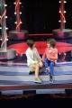 12/09/2015 Roma prima puntata della trasmissione di rai uno TI LASCIO UNA CANZONE, nella foto sigla