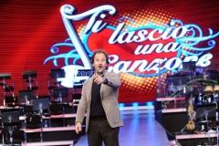 29/01/2014 Roma presentazione del programma di rai uno TI LASCIO UNA CANZONE, nella foto: Leonardo de Amicis