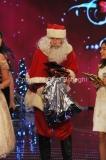 trasmissione natalizia in onda il 23/12/2011 di TI LASCIO UNA CANZONE speciale Natale, nella foto Francesco Facchinetti versione Babbo Natale 27/11/2011 Roma