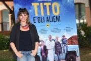 Foto/IPP/Gioia Botteghi 04/06/2018 Roma, Presentazione del film Tito e gli alieni, nella foto: PAOLA RANDI la regista  Italy Photo Press - World Copyright