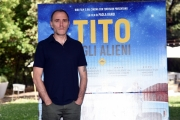 Foto/IPP/Gioia Botteghi 04/06/2018 Roma, Presentazione del film Tito e gli alieni, nella foto:  VALERIO MASTANDREA  Italy Photo Press - World Copyright