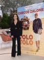 Foto/IPP/Gioia Botteghi Roma 27/12/2019 Presentazione del film Tolo Tolo, nella foto Arianna Scommegna Italy Photo Press - World Copyright