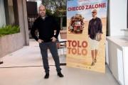 Foto/IPP/Gioia Botteghi Roma 27/12/2019 Presentazione del film Tolo Tolo, nella foto   Checco Zalone Italy Photo Press - World Copyright