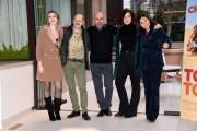 Foto/IPP/Gioia Botteghi Roma 27/12/2019 Presentazione del film Tolo Tolo, nella foto Antonella Attili, Sara Putignano, Checco Zalone,  Italy Photo Press - World Copyright